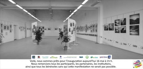 Mois photo Dol 2015,programme, expo