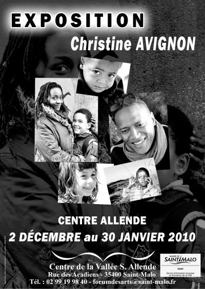 affiche expo christine Avignon1.jpg